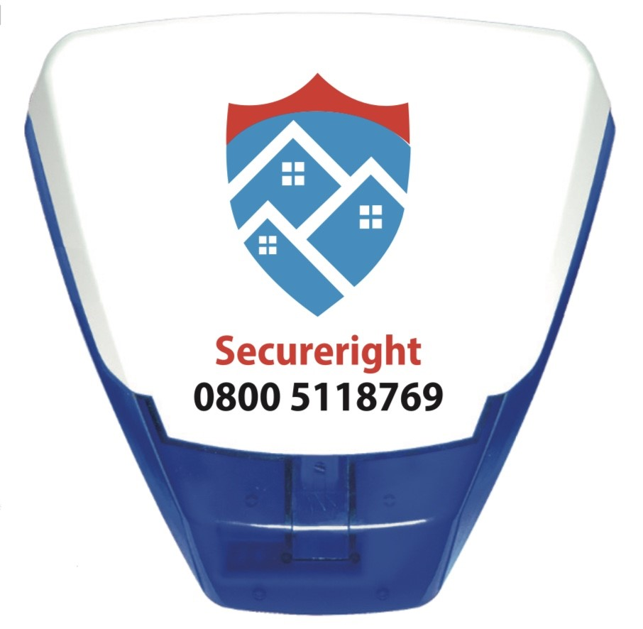 Secureright Security Systems a bell picture